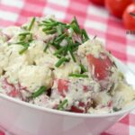 Red Hot and Blue Potato Salad Recipe