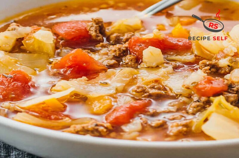 Shoney's Beef & Cabbage Soup Recipe