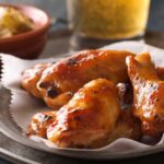 Honey Gold Wings Recipe