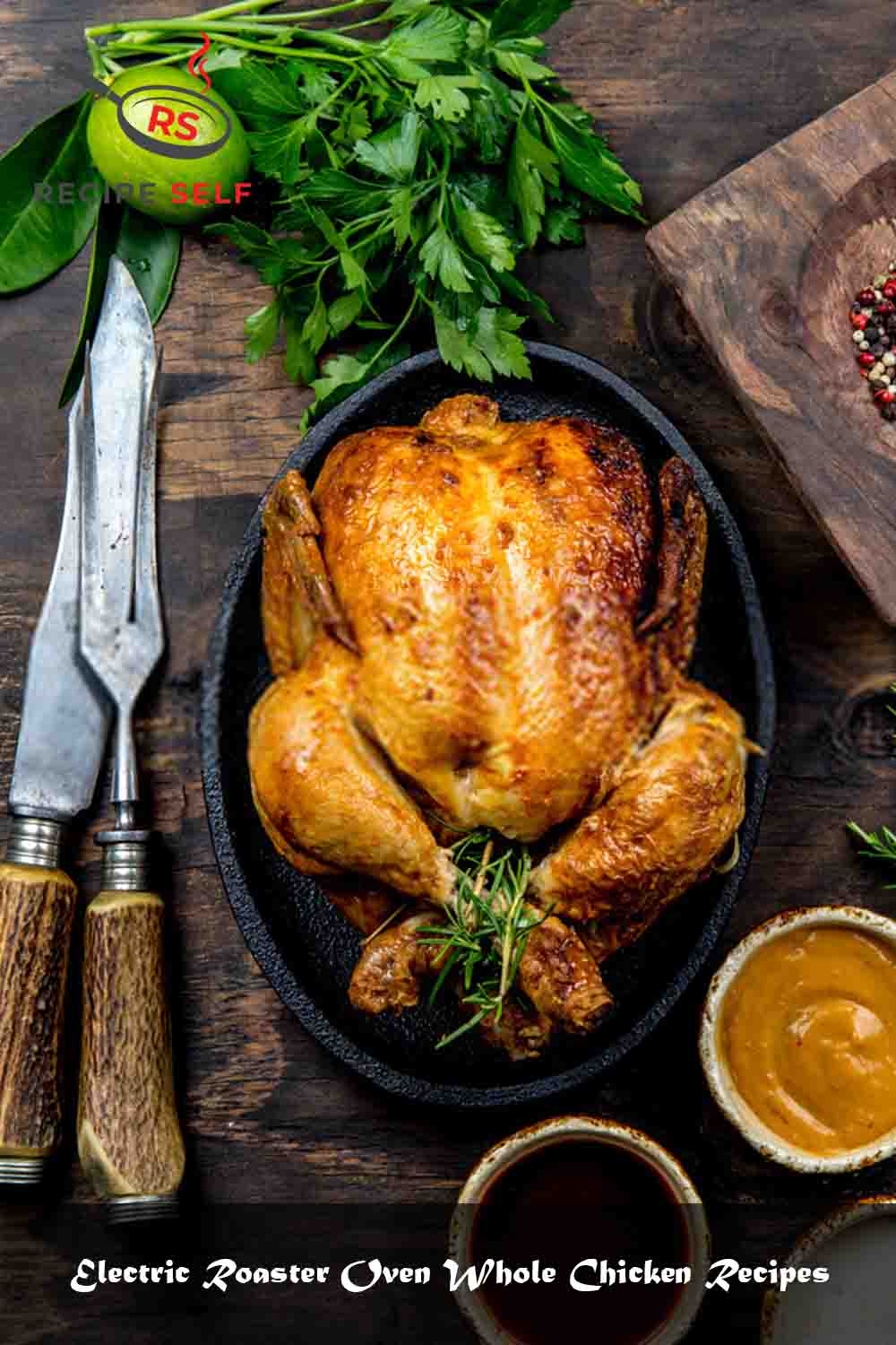 Electric Roaster Oven Whole Chicken Recipes