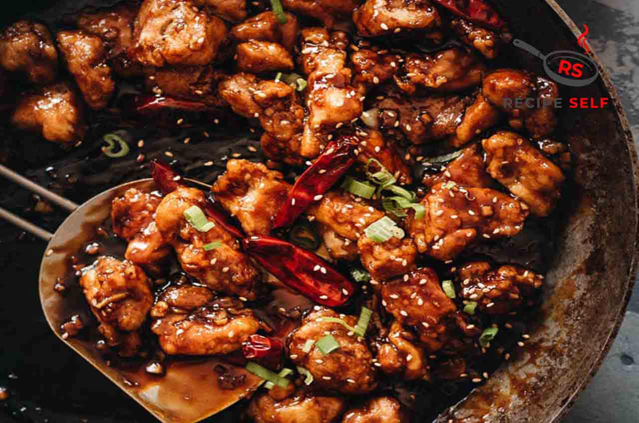 Iron Chef General Tso Sauce Recipe