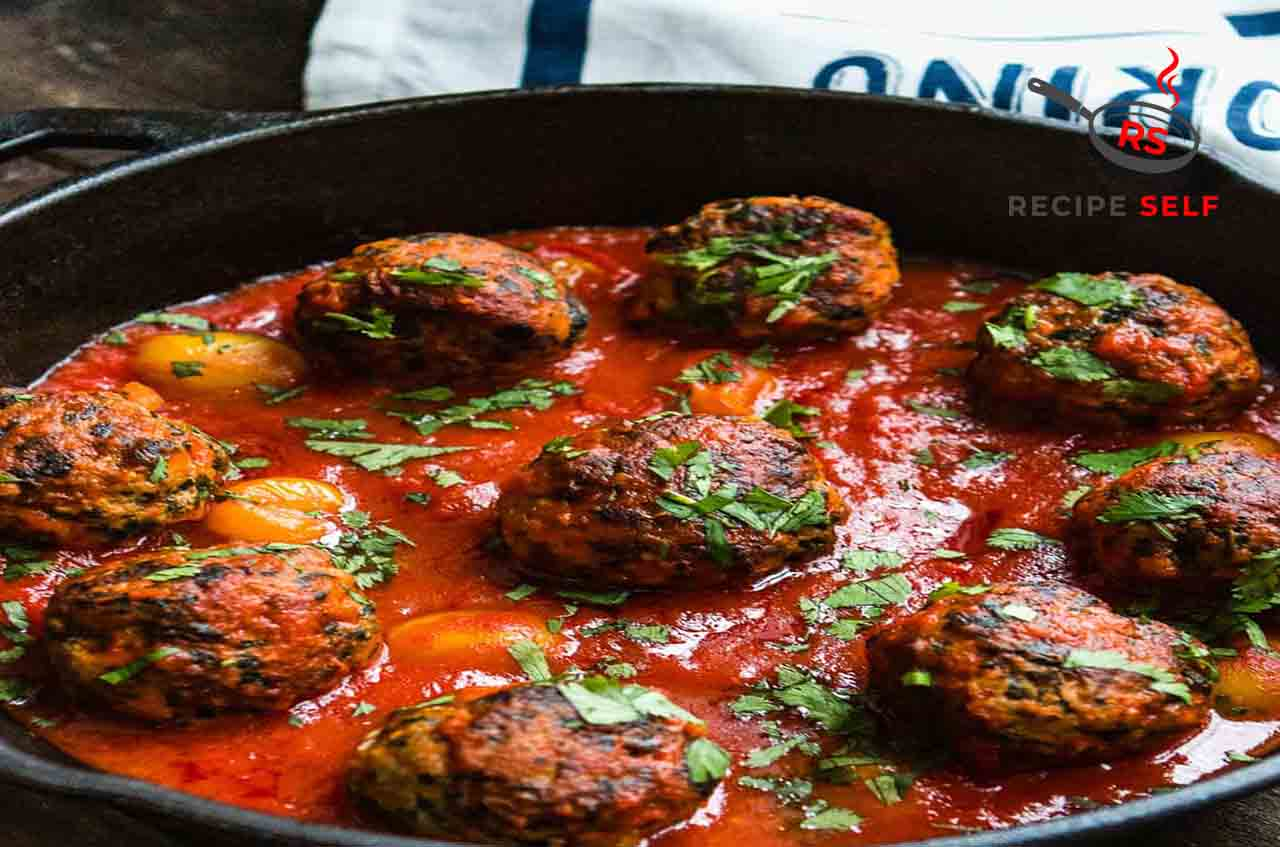 Meatball Recipe without Eggs
