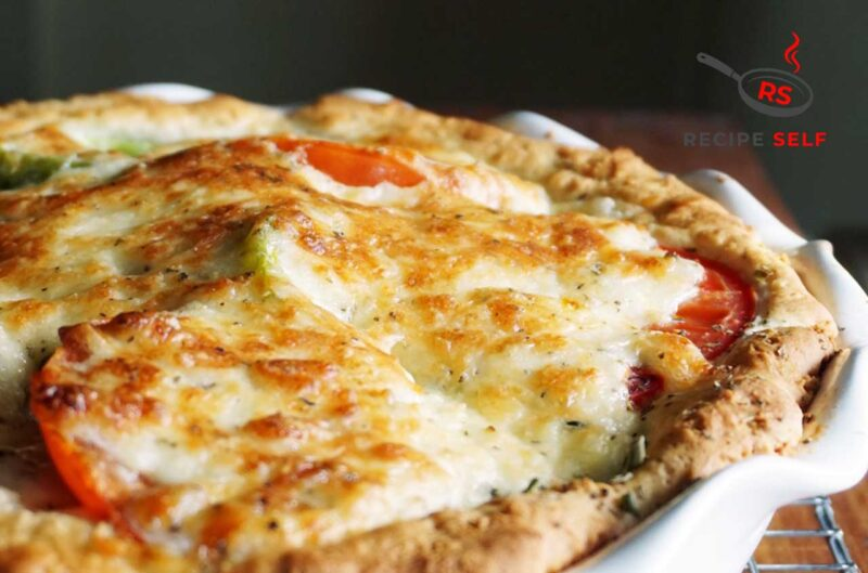 Tomato Pie Recipes Without Mayonnaise