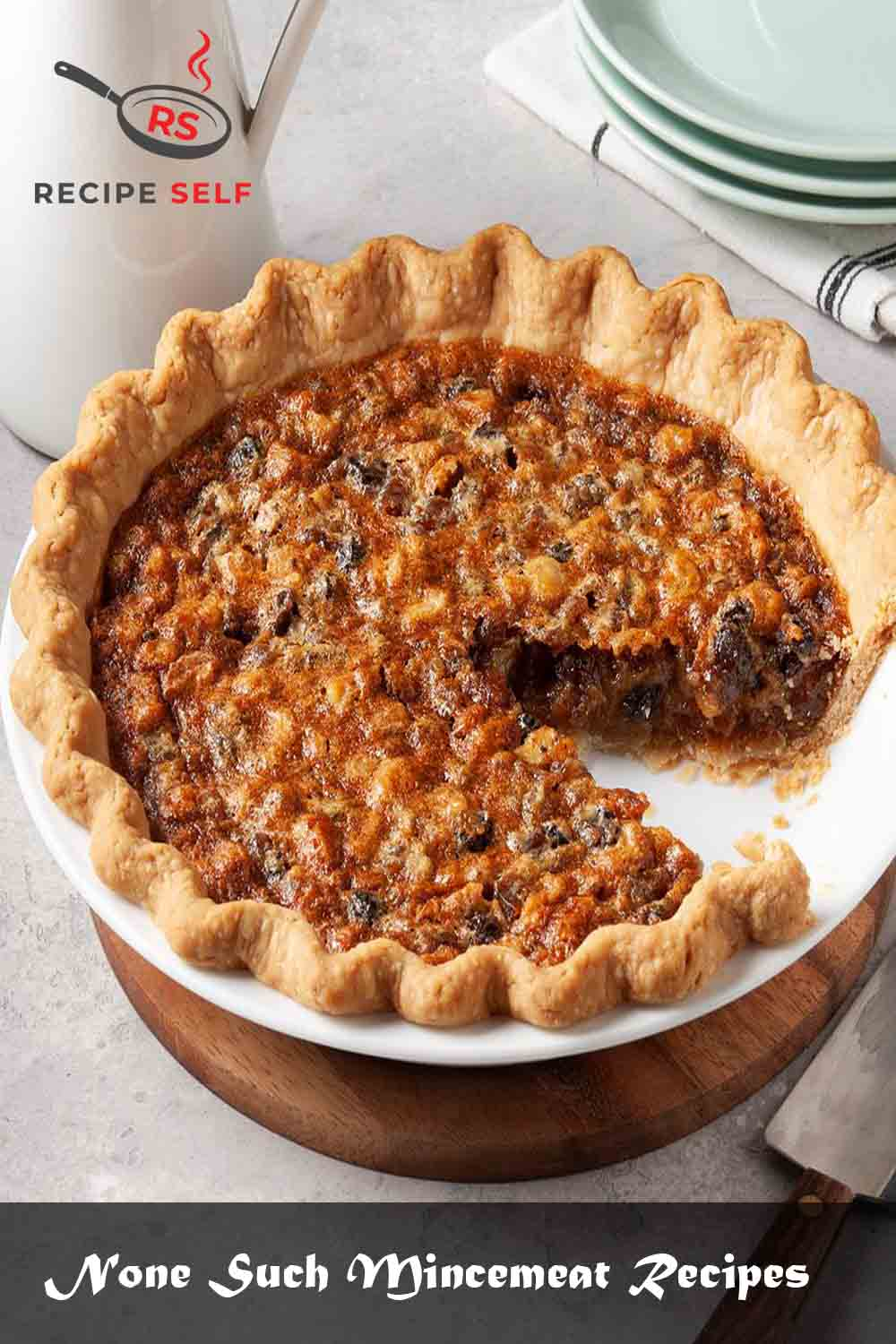 None Such Mincemeat Recipes