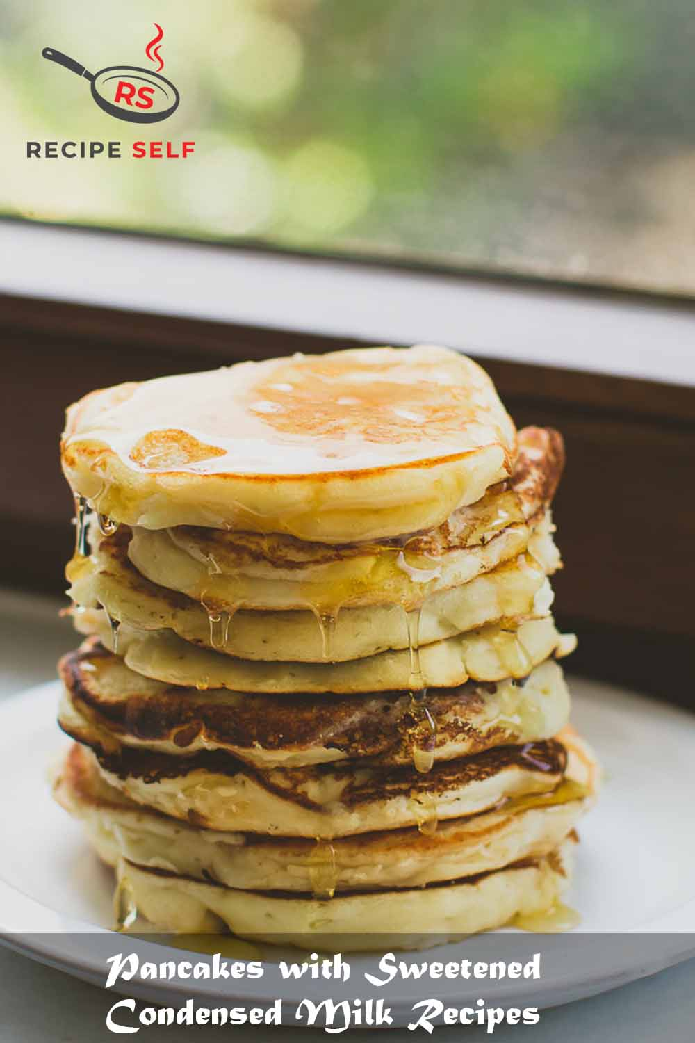 Pancakes with Sweetened Condensed Milk Recipes
