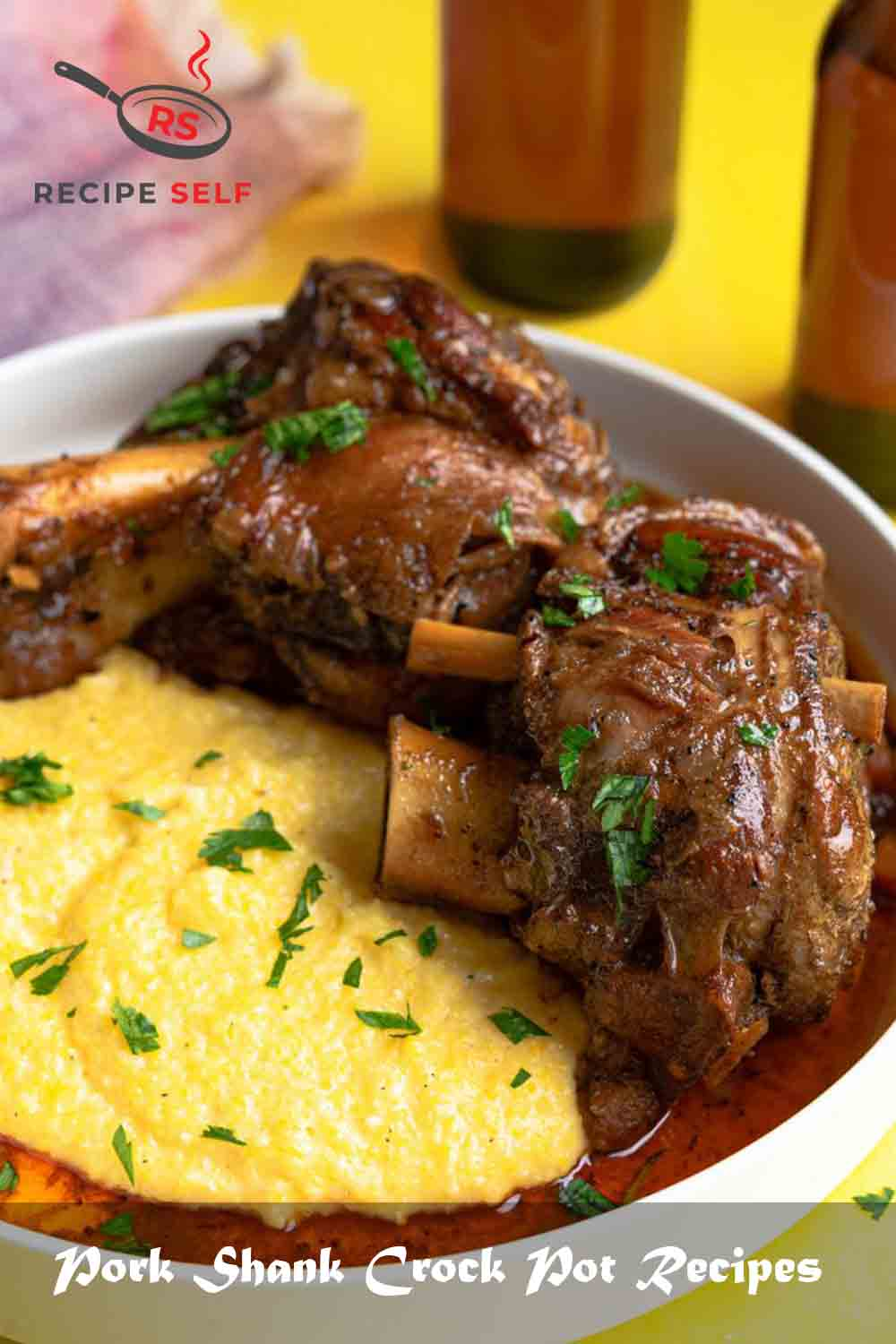 Pork Shank Crock Pot Recipes