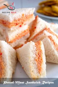 Potted Meat Sandwich Recipes