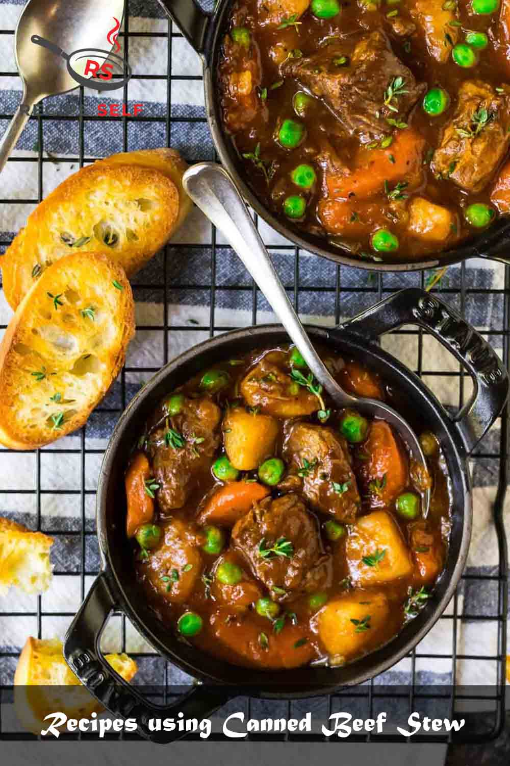 Recipes using Canned Beef Stew
