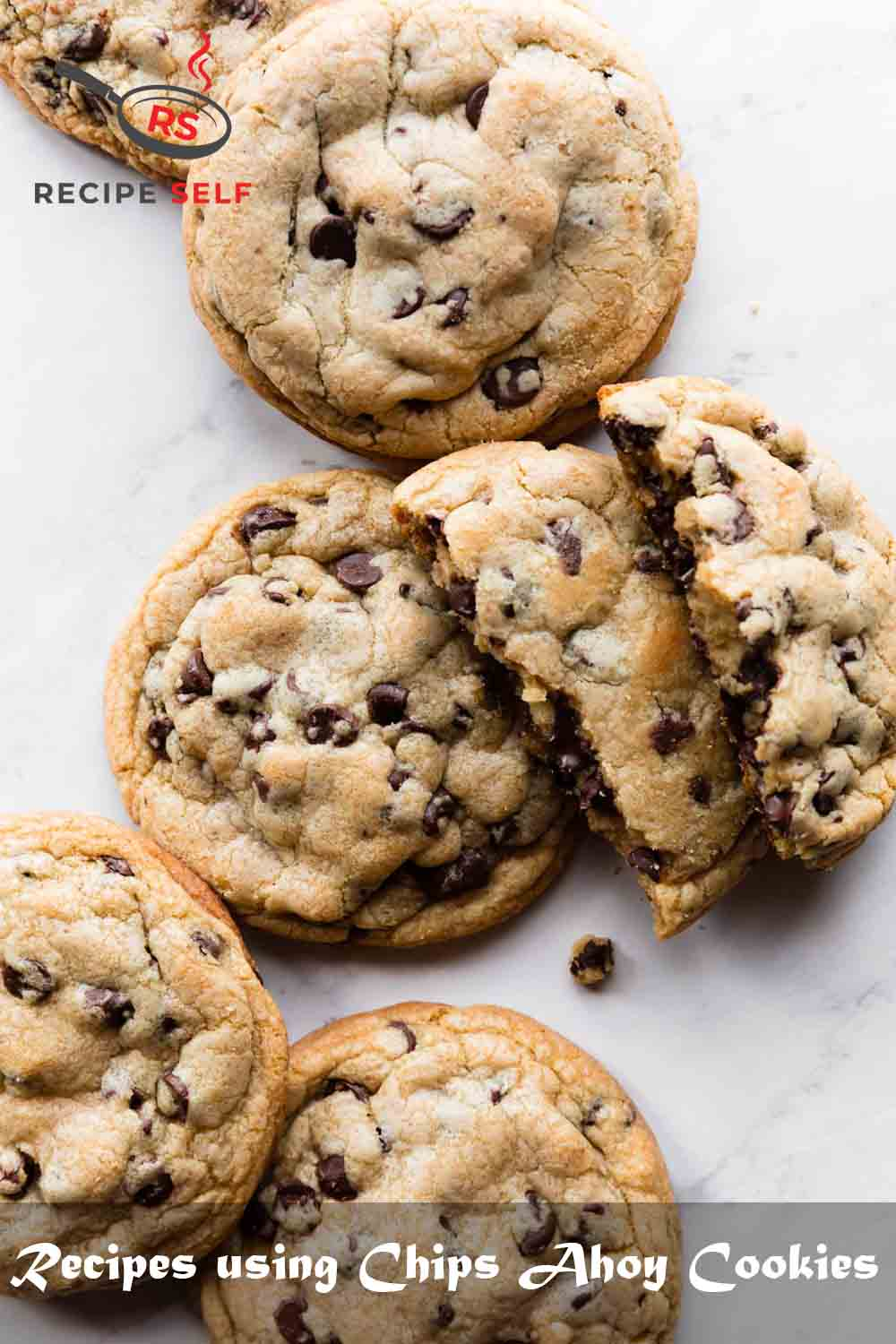 Recipes using Chips Ahoy Cookies