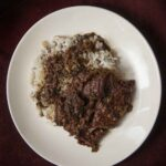 Steak and Rice Recipes with Gravy