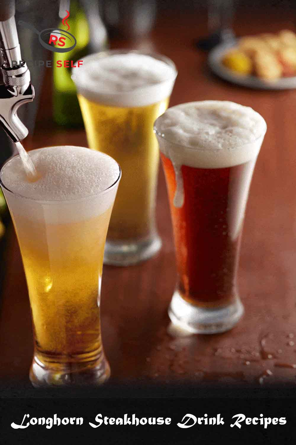 Longhorn Steakhouse Drink Recipes