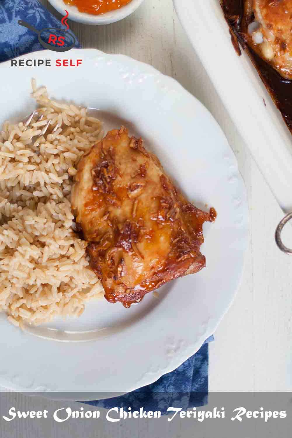 Sweet Onion Chicken Teriyaki Recipes