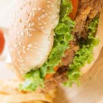 Zinger Burger Recipes