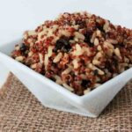 Quinoa and Brown Rice with Garlic Recipes