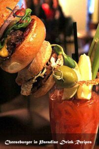 Cheeseburger in Paradise Drink Recipes