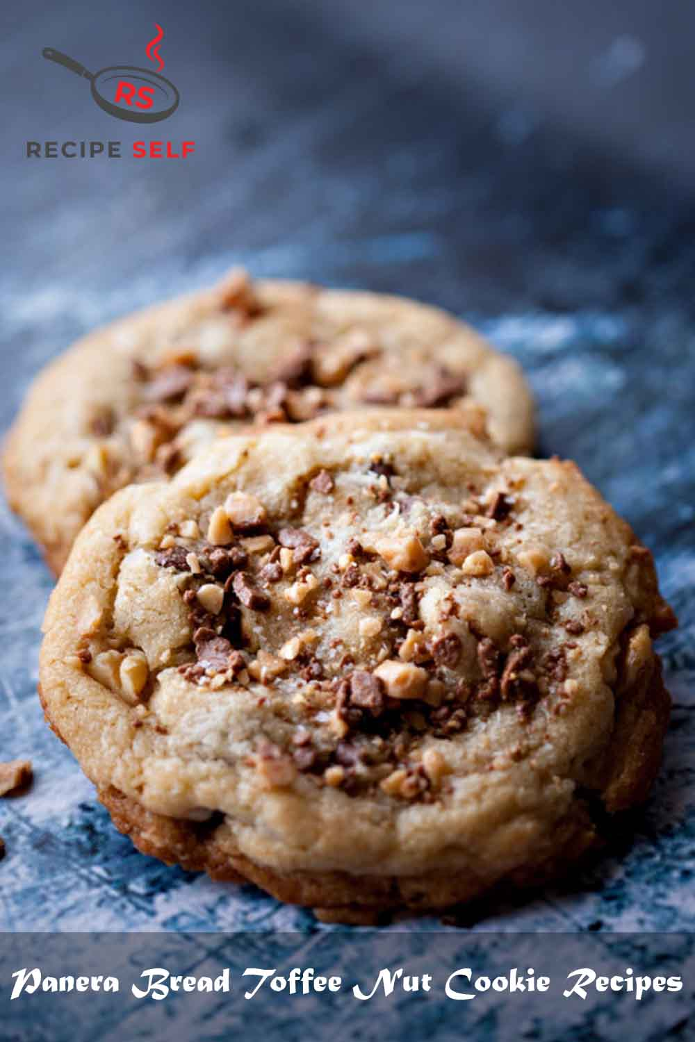 Panera Bread Toffee Nut Cookie Recipes