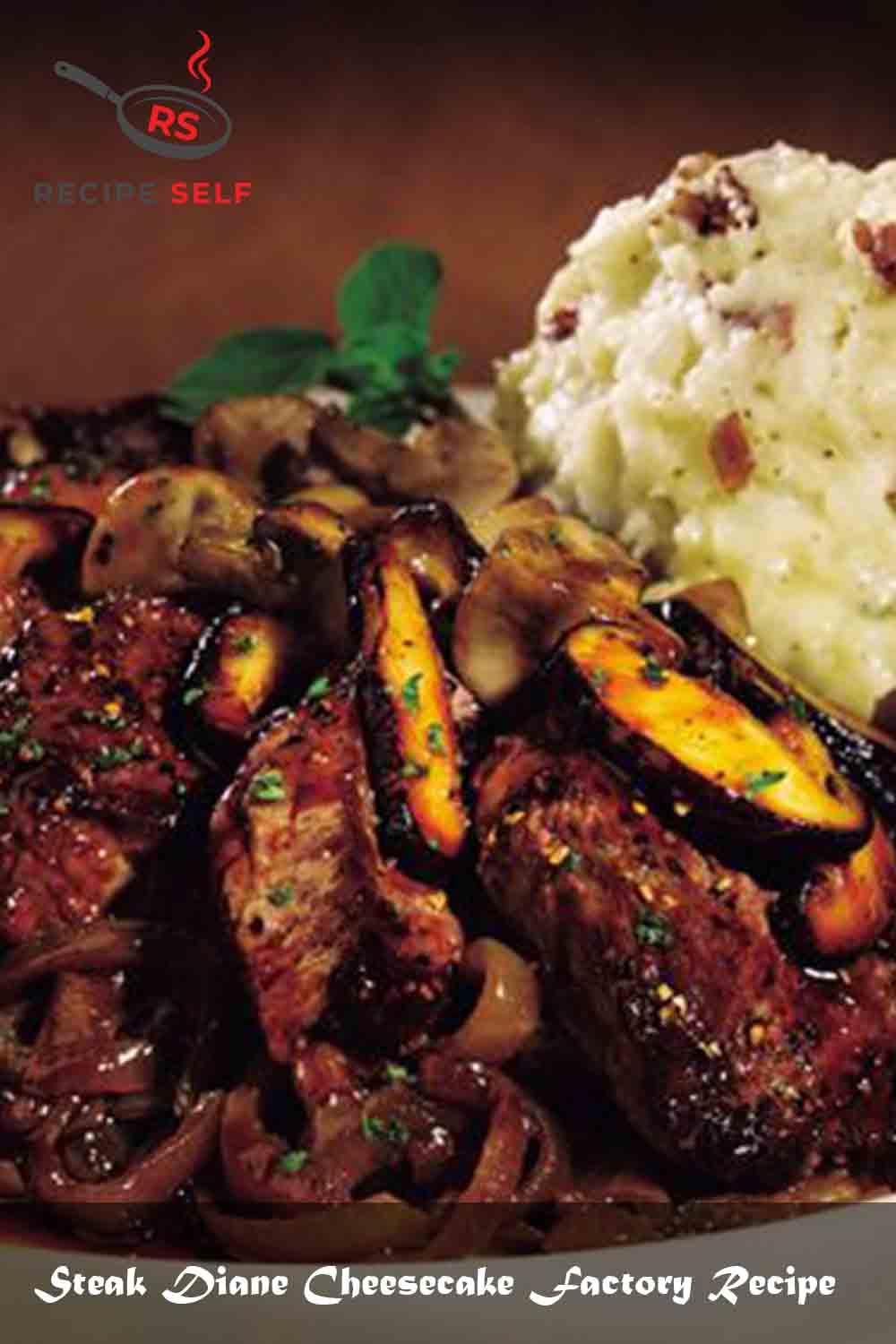 Steak Diane Cheesecake Factory Recipe