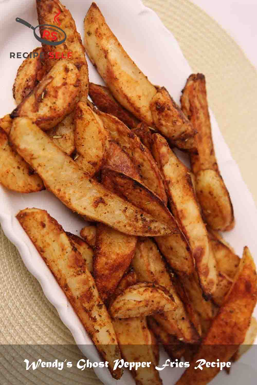 Wendy's Ghost Pepper Fries Recipe