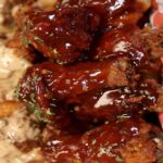 Hennessy Wings Recipe