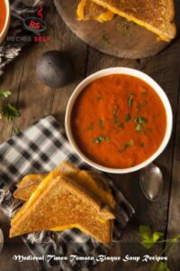 Medieval Times Tomato Bisque Soup Recipes