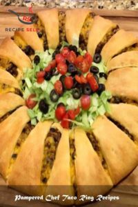 Pampered Chef Taco Ring Recipes