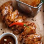 Hooters Spicy Garlic Wing Sauce Recipe